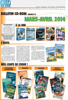 Bulletin multim�dia - Mars - Avril 2014