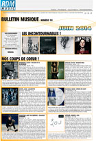 Bulletin musique - Juin 2014