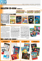 Bulletin multim�dia - Juillet - Ao�t 2014
