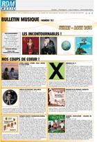 Bulletin musique - Juillet - Ao�t 2014