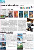 Bulletin vid�o  - Ao�t - 2014