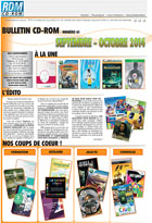 Bulletin multim�dia - Septembre - Octobre 2014