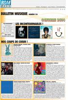Bulletin musique - Octobre 2014