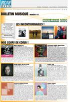Bulletin musique - Novembre 2014