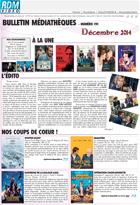 Bulletin vid�o  - D�cembre - 2014