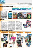 Bulletin multim�dia - Janvier - F�vrier 2015