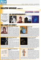 Bulletin musique - Janvier 2015