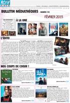 Bulletin vid�o  - F�vrier 2015