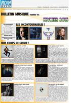 Bulletin musique - F�vrier 2015