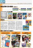 Bulletin multim�dia - Mars - Avril 2015