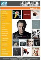 Bulletin musique - Avril 2015