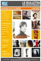 Bulletin musique - Mai 2015