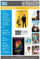 Bulletin vid�o Fiction et Jeunesse - Juillet 2015