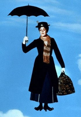 Indémodable Mary Poppins !!