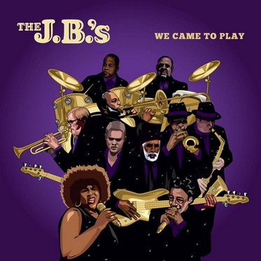 Nouvel album et interview des JB's, musiciens de James Brown