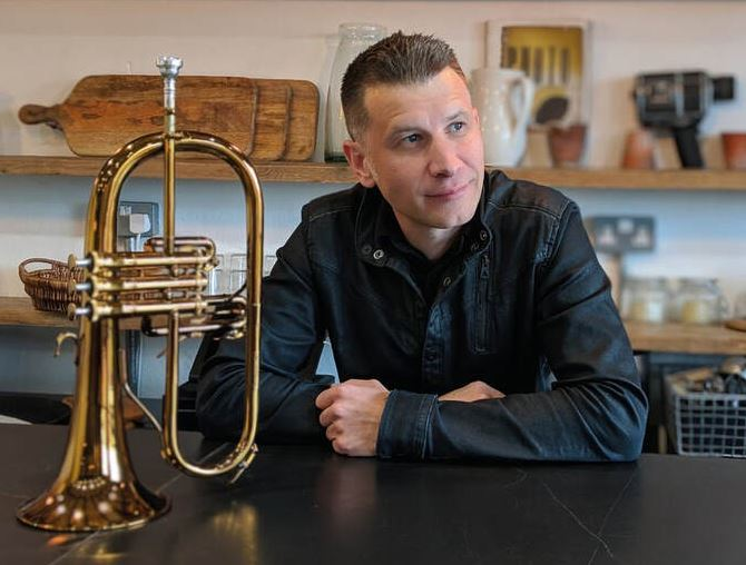 Gary Alesbrook : Nouvel album jazz exceptionnel plus interview 2019 !