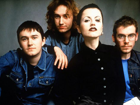 Dolores O'Riordan et The Cranberries