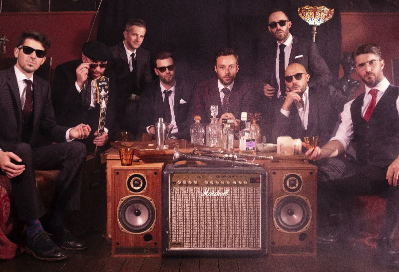 Gentleman's Dub Club : interview et concerts en France