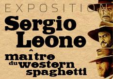 Exposition Sergio Leone, le maître du western spaghetti