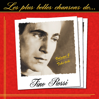 CD Les plus belles chansons de Tino Rossi - Volume 2, de Tino Rossi