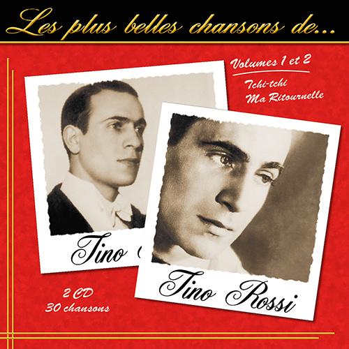 CD Les plus belles chansons de Tino Rossi - Volumes 1 et 2, de Tino Rossi