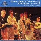 Syrie : takasim & sufi chants