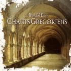 jaquette CD Chants Grégoriens