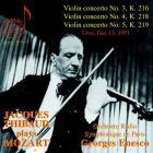 Mozart - Jacques Thibaud joue Mozart