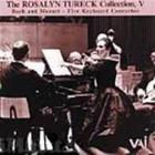 Bach - Rosalyn Tureck Collection - Volume 5 : Bach, Mozart