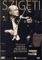 Szigeti : Tartini, Prokofiev, Beethoven