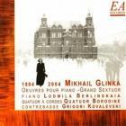 Glinka - Glinka : Intégrale de l'oeuvre pour piano & grand sextuor