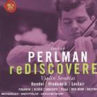 Rediscovered - sonates pour violon (violin sonatas)