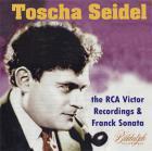 Toscha Seidel : le meilleur des enregistrements victor et Brunswick