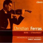 Stravinski - Christian Ferras - Ernest Ansermet