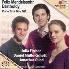 Mendelssohn - Trio Pour Piano N�1 En R� Mineur Op.49 - Trio Pour Piano N�2 En Do Mineur Op.66