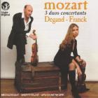 Mozart - 3 duos concertants