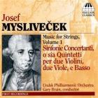 Myslivecek - Myslivecek, Josef : Musique pour cordes volume 1