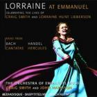 Bach - Lorraine at Emmanuel