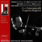 Zino Francescatti & Eugenio Bagnoli