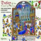 Dufay - Dufay et la cour de Savoie