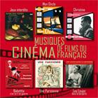 CD Musiques de films du cin�ma fran�ais, de Narciso Yepes, Christine Legrand, Henri Crolla...