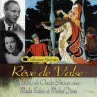 jaquette CD Rêve de valse