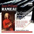 Rameau - Rameau complete keyboard music 1