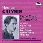 Galynin - Galynin, Herman : musique pour piano volume 1