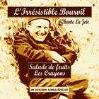 CD L'irr�sistible Bourvil chante la joie, de Bourvil
