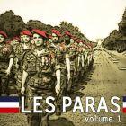 CD Les Paras - Volume 1, de Capitaine Jean de Faucon, Chasseurs du 1er B.P.C., Choeur des Chasseurs du 1er B.P.C....