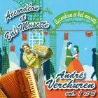 Achat CD Accord�on et bal musette : Andr� Verchuren - Volume 1 et 2, de Andr� Verchuren