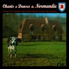 CD Normandie, chants et danses des provinces et pays de France, de groupe folklorique