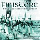 CD Finist�re, musique bretonne traditionnelle, de Bagad Kastel Paol