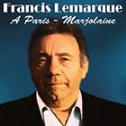 CD A Paris, Marjolaine, de Francis Lemarque, Franck Aussman et son orchestre, Michel Legrand et son orchestre...